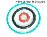 Anillo de goma coloreado calidad primaria de la dimensión de una variable de O que moldea