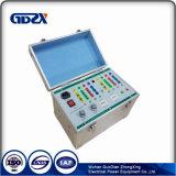Appareil de contrôle de relais de protection pour le disjoncteur