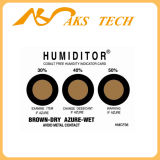 Rh 가치 10% - 15% - 60% 눈에 보이는 색깔 변경 과민한 습도 스티커