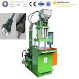 Marcação TUV aprovado Plugs-Making de plástico de PVC Máquina de Moldagem por Injeção Vertical