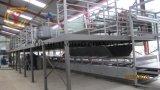 FRP gewölbtes Blatt-transparente Oberlicht-Fliese, die Maschine herstellt