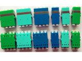 LC/APC de Adapter van de Adapter van de Optische Vezel van de vierling
