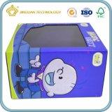 Изготовленный на заказ бумажная упаковывая E-Каннелюра коробки Corrugated