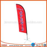 Kundenspezifische Fliegen-Fahnen-Strand-Markierungsfahne