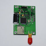il PWB trasparente ad alta velocità della trasmissione di dati del modem di 4G Lte GSM 2g/3G/4G DTU ha incastonato il TCP/IP di sostegno del modulo ai comandi