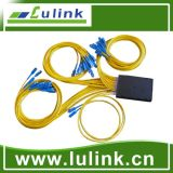 Divisor óptico caliente Blockless del PLC de fibra de la venta