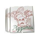 De naar maat gemaakte Dozen van de Verpakking van het Voedsel voor Pizza
