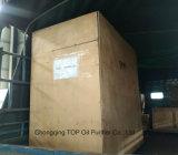 Sistema de acondicionamento do petróleo do transformador de potência da aplicação 1200lph da manutenção