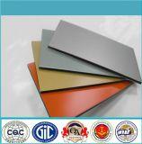Fabricante profissional exterior e painel composto de alumínio interior