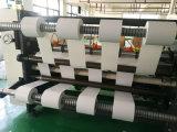 Etiqueta autoadhesiva de dúplex de alta velocidad de la máquina de corte de rollo