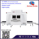 Les rayons X des bagages pour le contrôle de sécurité de l'aéroport du scanner