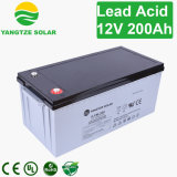 12V 200ah Panasonic tiefe Schleife UPS-Batterie