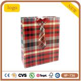 Cravate rouge des collations Gâteau de bonbons pour les enfants sac de papier couché