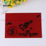 O melhor envelope de venda do cartão de casamento da alta qualidade com impressão