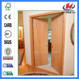 단단한 인도 나무로 되는 문 디자인 넘치는 문