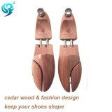 Cedro de madera de encargo del árbol del zapato de la fábrica caliente de la venta