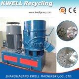 compacteur de 100-550kg/H PE/PP/BOPP/LDPE/HDPE/PVC/Pet/PA/PS, film Agglomerator, granulatoire tissé d'agriculture de sac