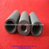 Tube en céramique noir personnalisé de nitrure de silicium