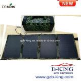 12V 26Ah portátil de carga solar AC DC Banco eléctrico recargable incorporada (500W inversor de potencia)