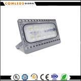 セリウムが付いているおおいのための50W 220V 80lm/W Silm LEDのフラッドライト