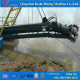 All-Hydraulischer 14 Zoll-Fluss-Sand-Scherblock-Absaugung-Bagger