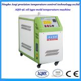 O controlador de temperatura de 9 kw em 0.1Degree óleo de alta qualidade Máquina de Aquecimento do Molde