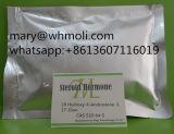 Polvo blanco 19 Hydroxy-4-Androstene-3, 17-Dion de los esteroides sin procesar de Prohormone