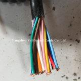 13 coeurs ressort du câble en spirale de la tour de levage le câble de commande