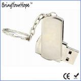 128 ГБ с USB 3.0 Mini металлического поворотного флэш-накопитель USB (XH-USB-118)