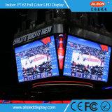 P7.62 실내 조정 풀 컬러 경기장 입방체 발광 다이오드 표시 스크린