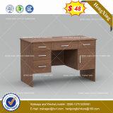 Guang Dong de chêne de station de travail permanent de la couleur des meubles de bureau (HX-8NE008)