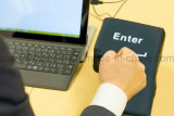 Сброс USB нового продукта OEM мягкий большой входной ключ