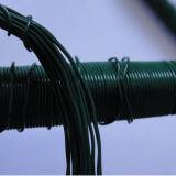 高品質の花屋ワイヤーPVC上塗を施してある鉄ワイヤー