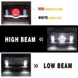 Usine 12V 24V 45W 25W Offroad étanche 4X6 DOT Auto Projecteur à LED