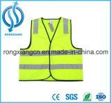 Одежды безопасности Workwear полиэфира Coverall безопасности померанцовые с карманн