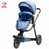 Passeggiatore a tre ruote del bambino con buona stabilità