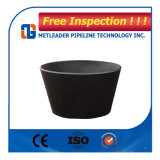 ASME B16.9 Racor de tubería sin costura Acero al carbono en un234 Wpb reductores concéntricos