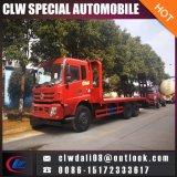Dongfeng 6*2 6*4 8*4 싼 가격을%s 가진 평상형 트레일러 트럭 견인 트럭