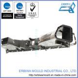 Schwarze Nissan-Auto-Teil-Form-Luftauslass-Gefäß-Entlüftungsleitung