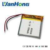 bateria de íon de lítio de 403030pl 320mAh para Speaker/GPS