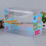 Случай коробки PVC пластичных продуктов Manufactory Китая складывая пластичный