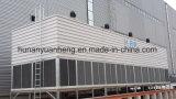 Praça de PRFV Fabricante de fluxo do contador de torre de resfriamento para o resfriador de água