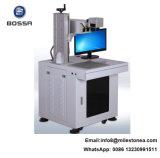 Máquina de la marca del laser de la fibra de la máquina de grabado del laser del metal 30W 20W