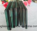 Vidro refletivo laminado com cor de bronze verde azul cinza