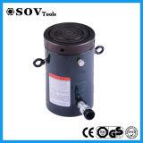 SOVのブランドの二重代理のロックナットの水圧シリンダ