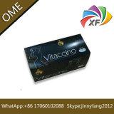販売法の減量のVitaccinoの熱いブラックコーヒー