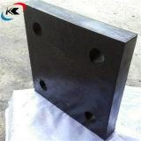 ゴム製ネオプレンによって薄板にされるエラストマーベアリングパッド