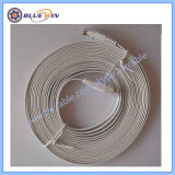 Flaches Kabel des Ethernet-Kabel-CAT6A