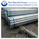 Heißes eingetauchtes galvanisiertes rundes Stahlgefäß BS1387