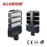 CER RoHS 100lm/W 100W LED Straßenlaternemit Moso Fahrern